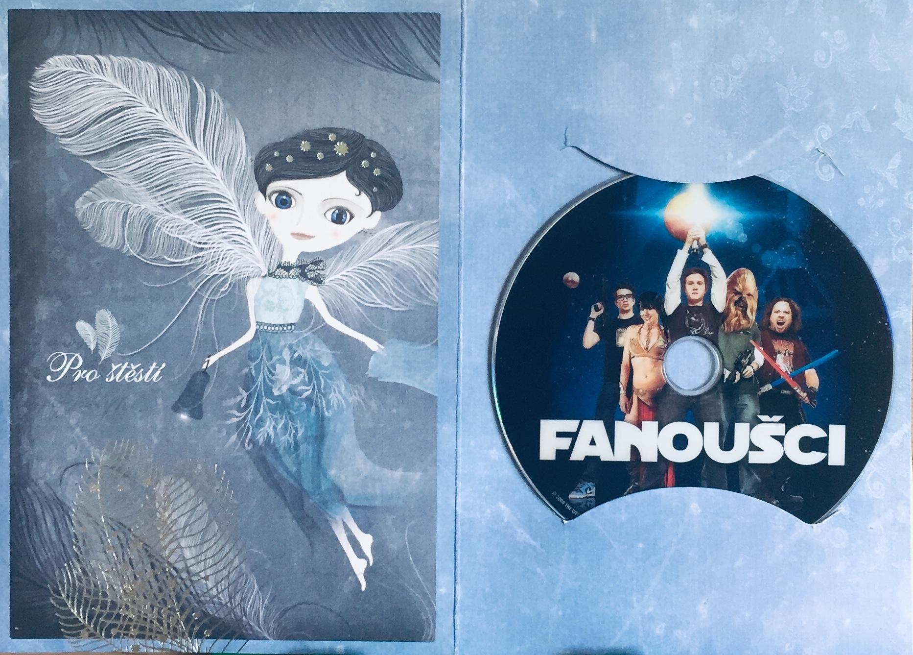 Fanoušci - DVD /dárkový obal/