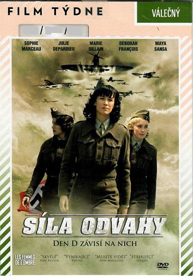 Síla odvahy - pošetka DVD