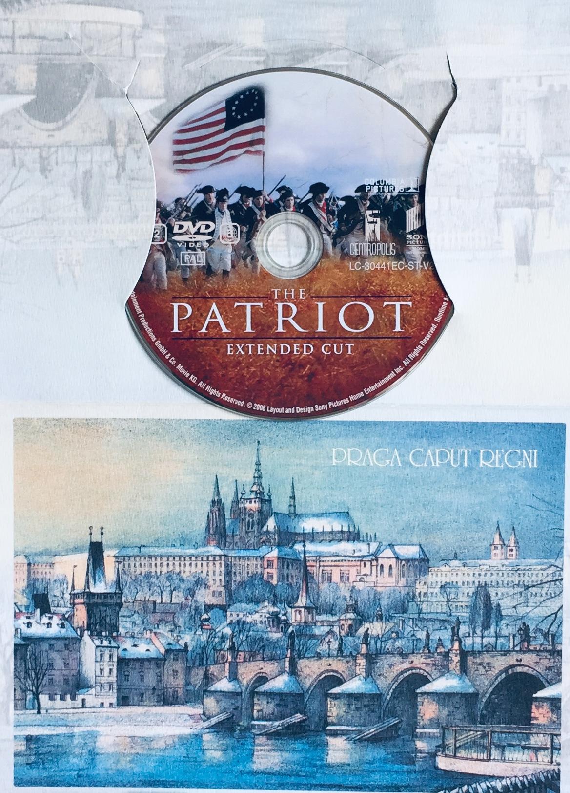 The Patriot / Patriot - DVD /dárkový obal/