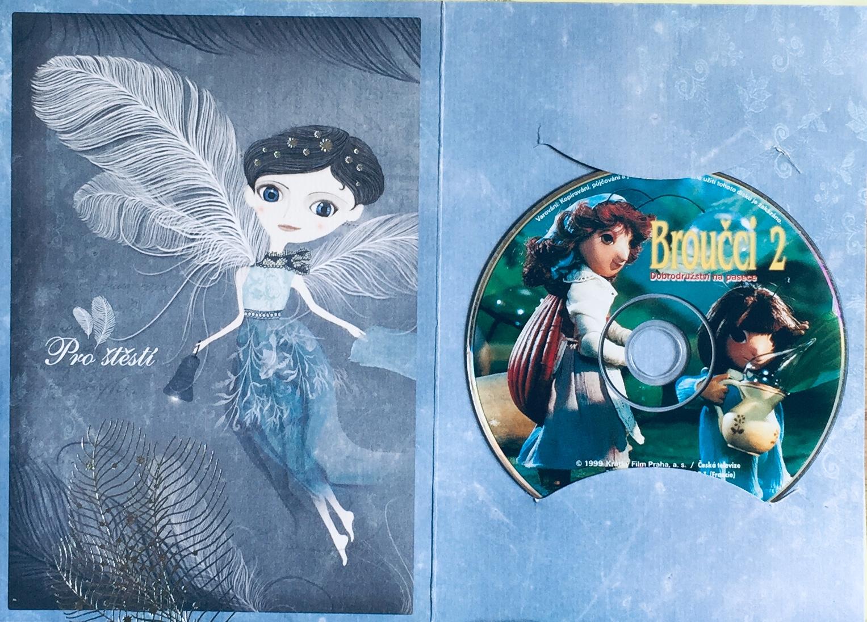 Broučci 2 - DVD /dárkový obal/