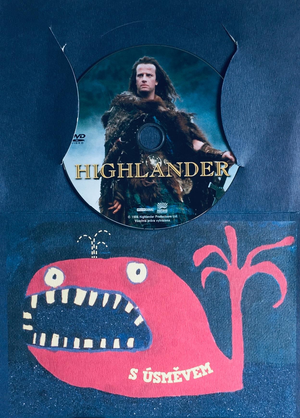 Highlander - DVD /dárkový obal/
