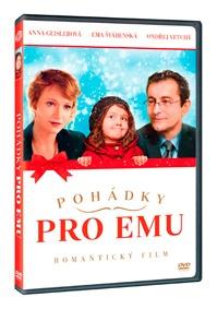 Pohádky pro Emu - DVD plast