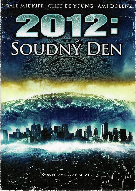 2012: Soudný den - DVD pošetka - bazarové zboží