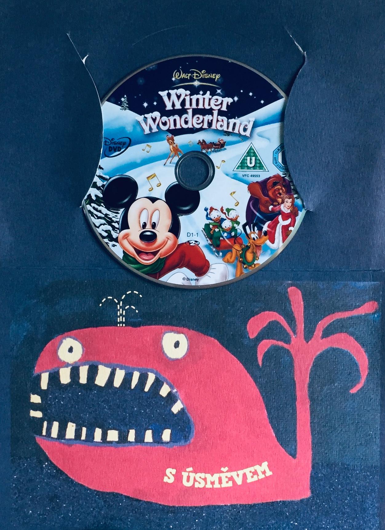 Winter Wonderland / Království zimních pohádek - DVD /dárkový obal/