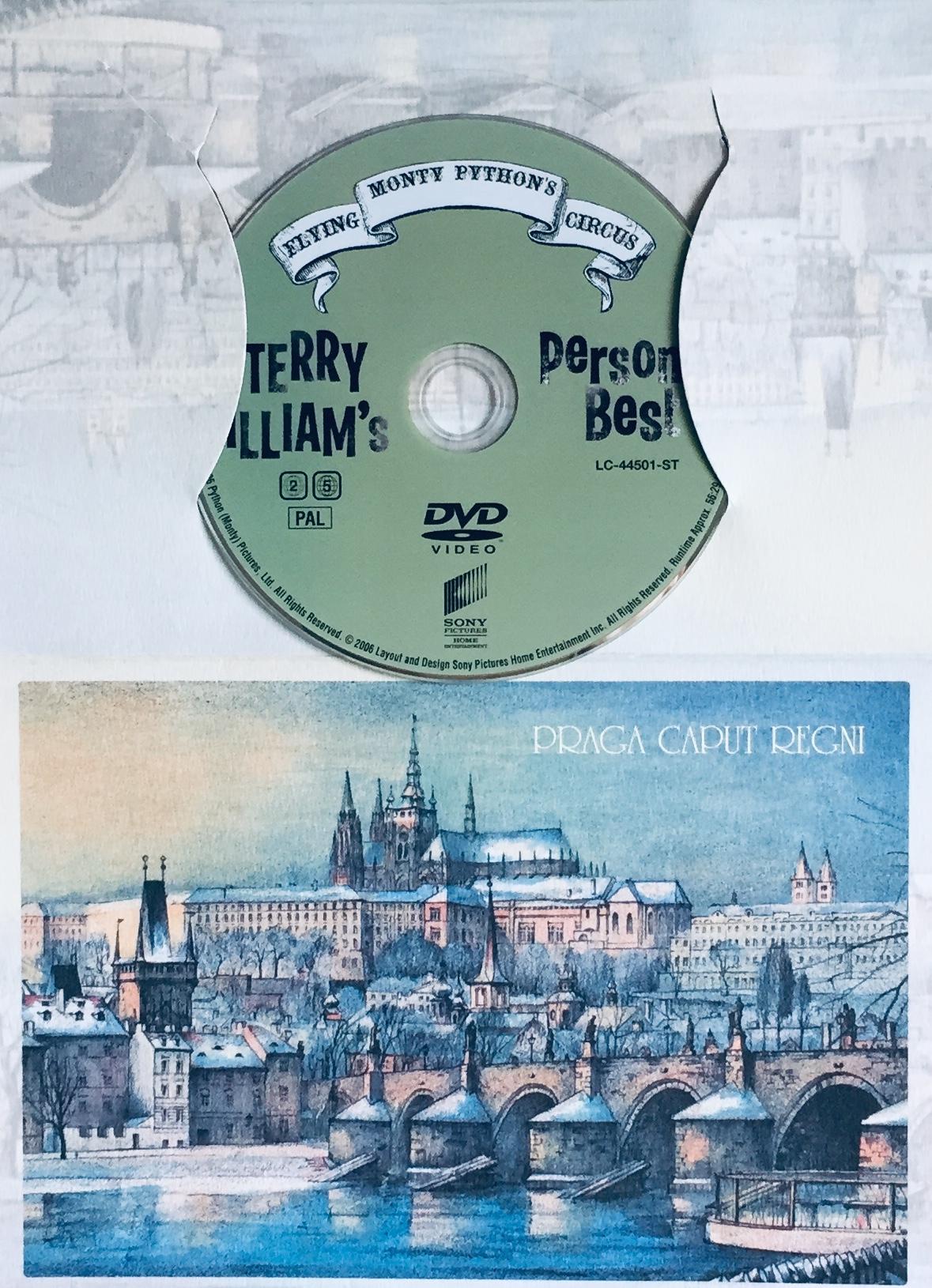 Terry Gilliam's Personal Best - DVD /dárkový obal/