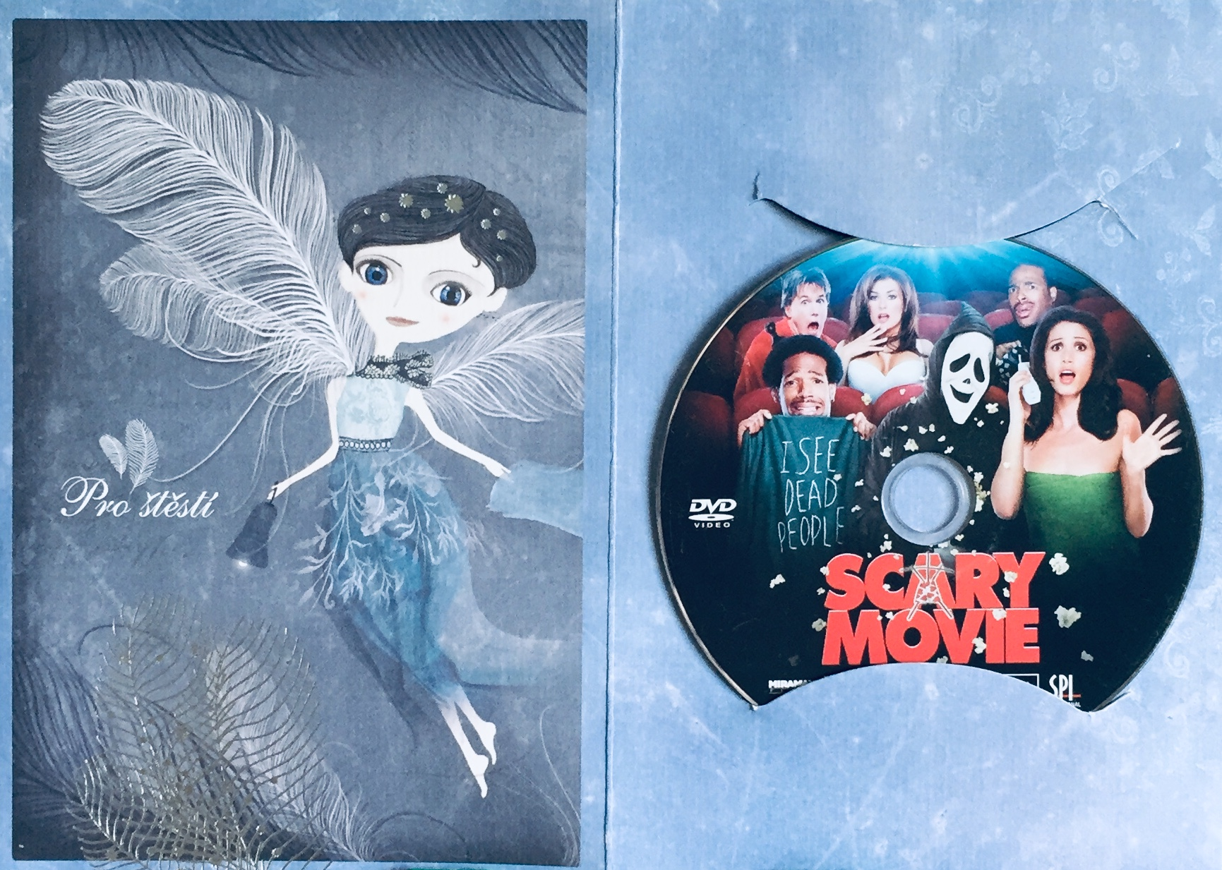 Scary Movie - DVD /dárkový obal/
