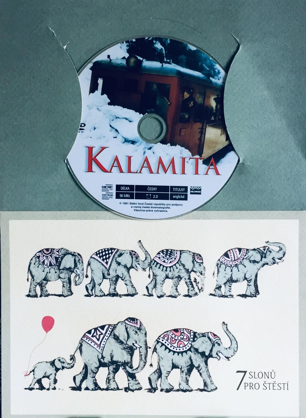 Kalamita - DVD /dárkový obal/