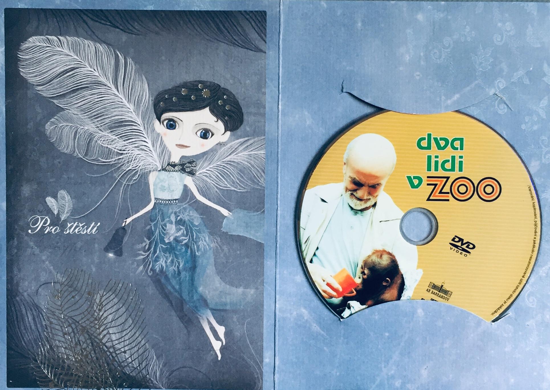 Dva lidi v ZOO - DVD /dárkový obal/