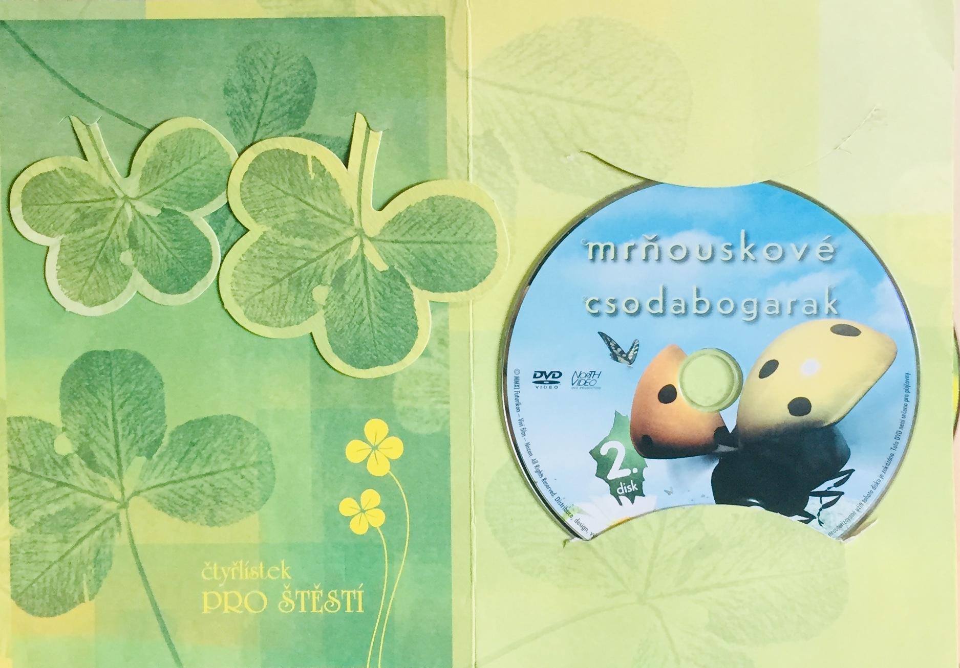 Mrňouskové 2 - DVD /dárkový obal/