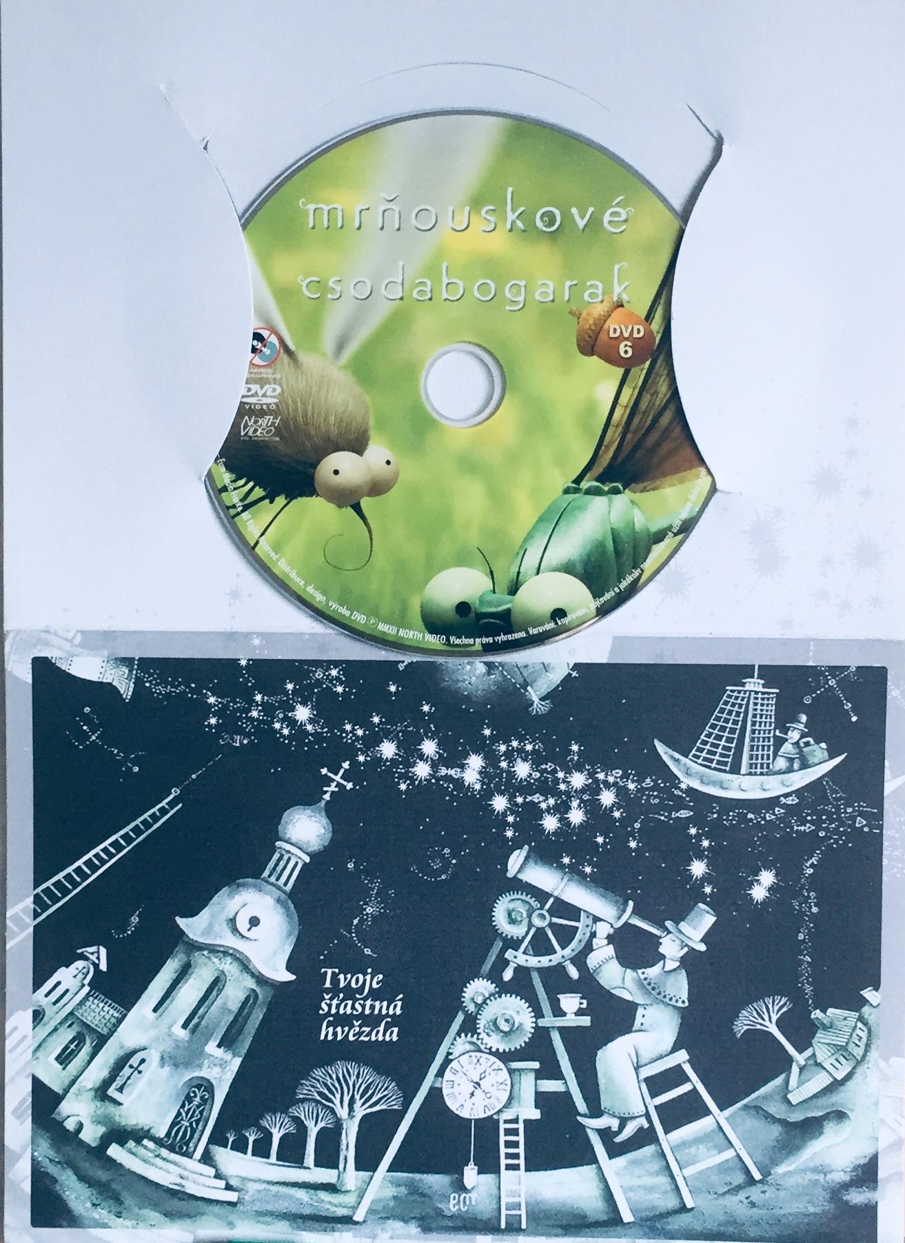 Mrňouskové 6 - DVD /dárkový obal/