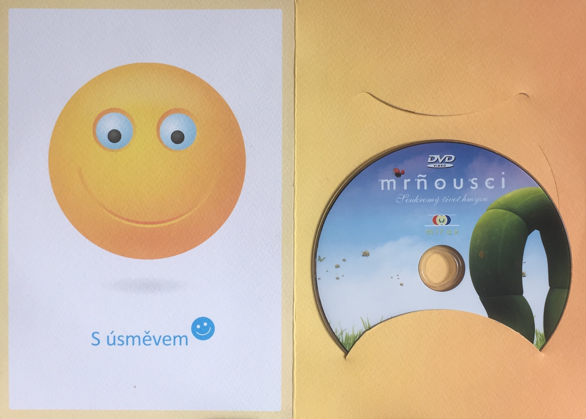 Mrňousci 3 - DVD /dárkový obal/