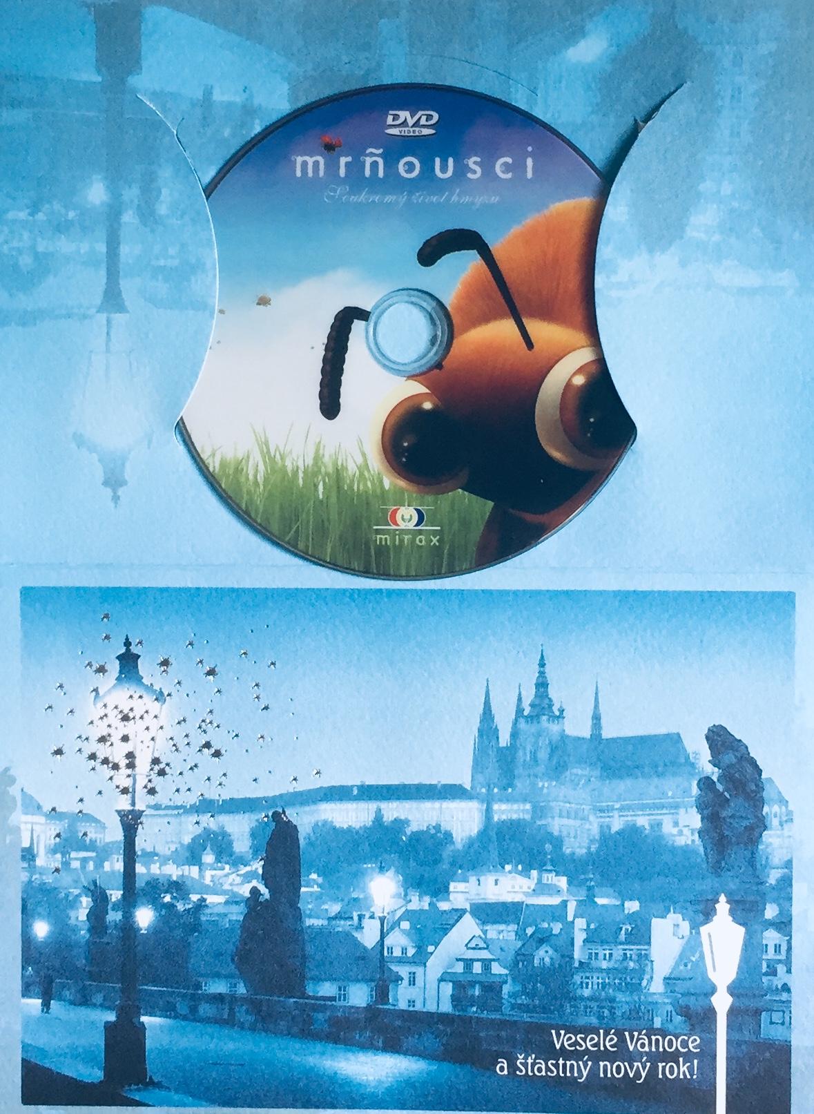 Mrňousci 2 - DVD /dárkový obal/