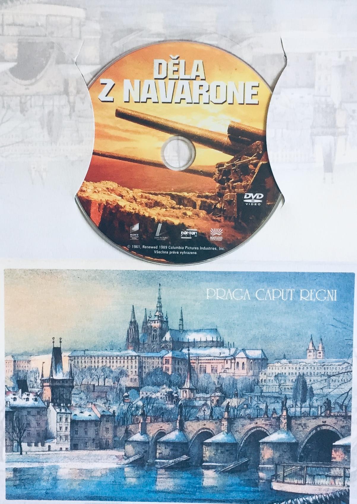 Děla z Navarone - DVD /dárkový obal/