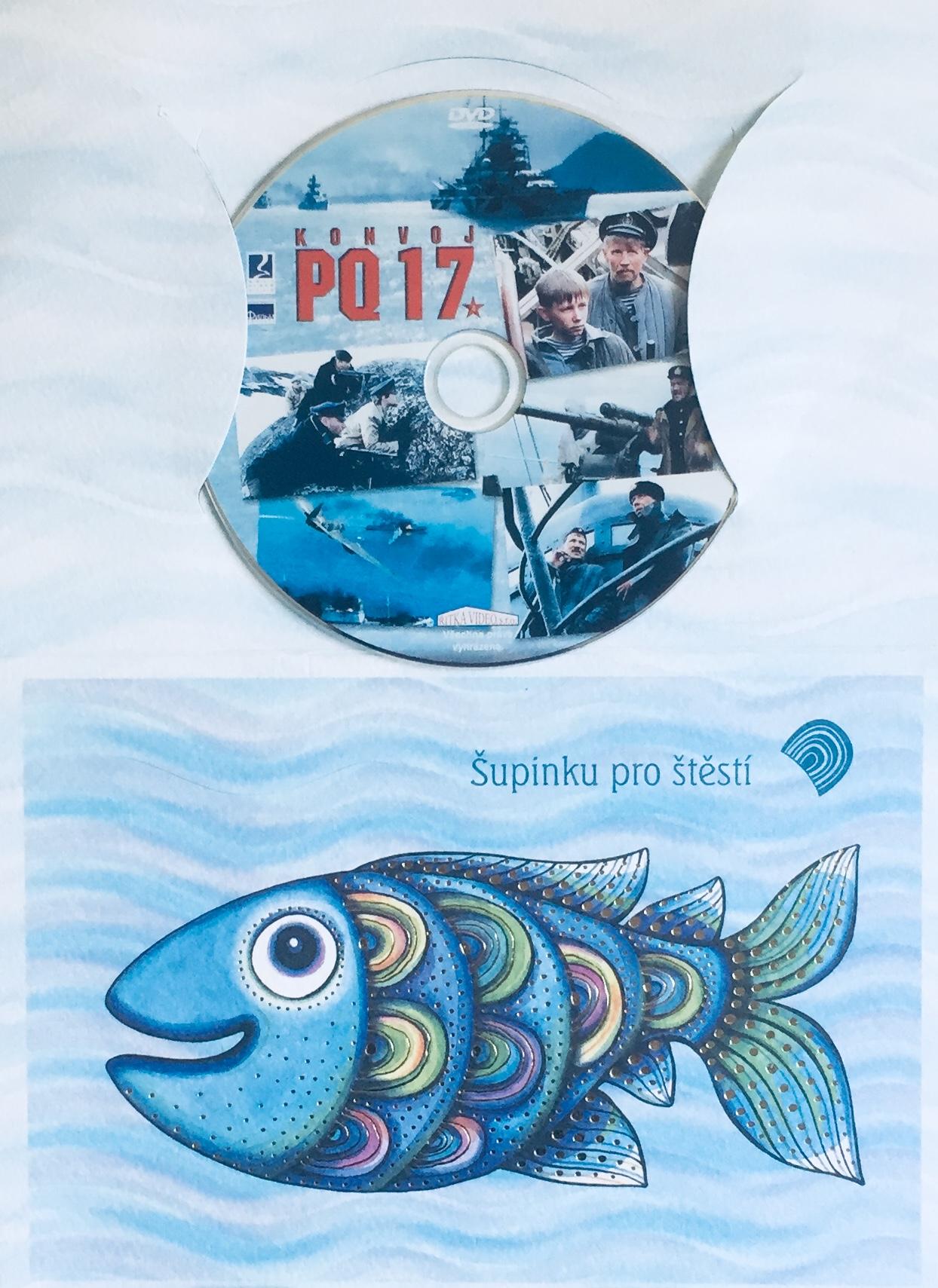 Konvoj PQ17 - 4 - DVD /dárkový obal/
