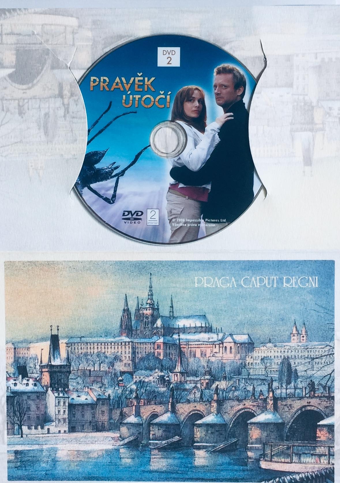 Pravěk útočí 2 - DVD /dárkový obal/