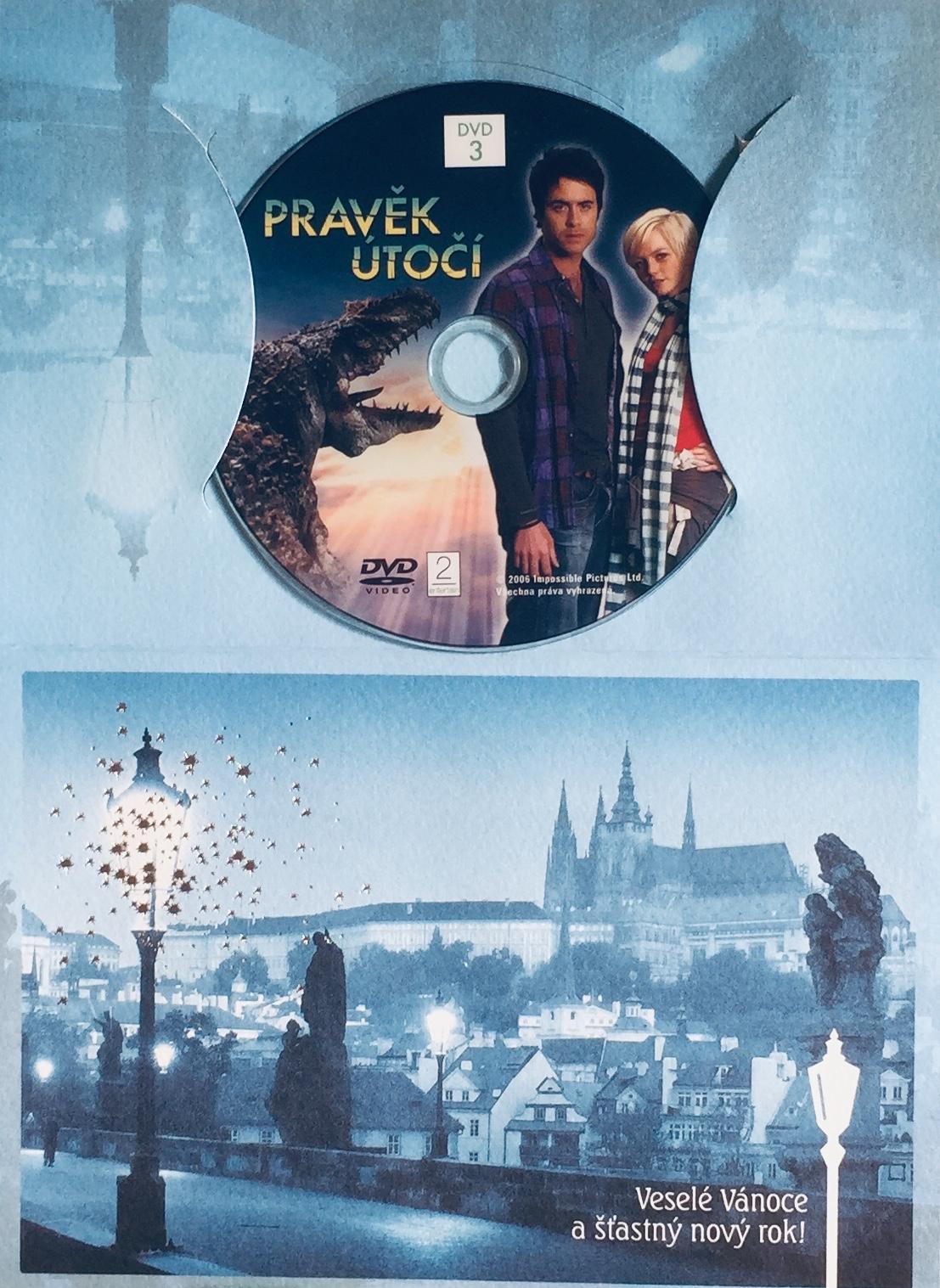 Pravěk útočí 3 - DVD /dárkový obal/