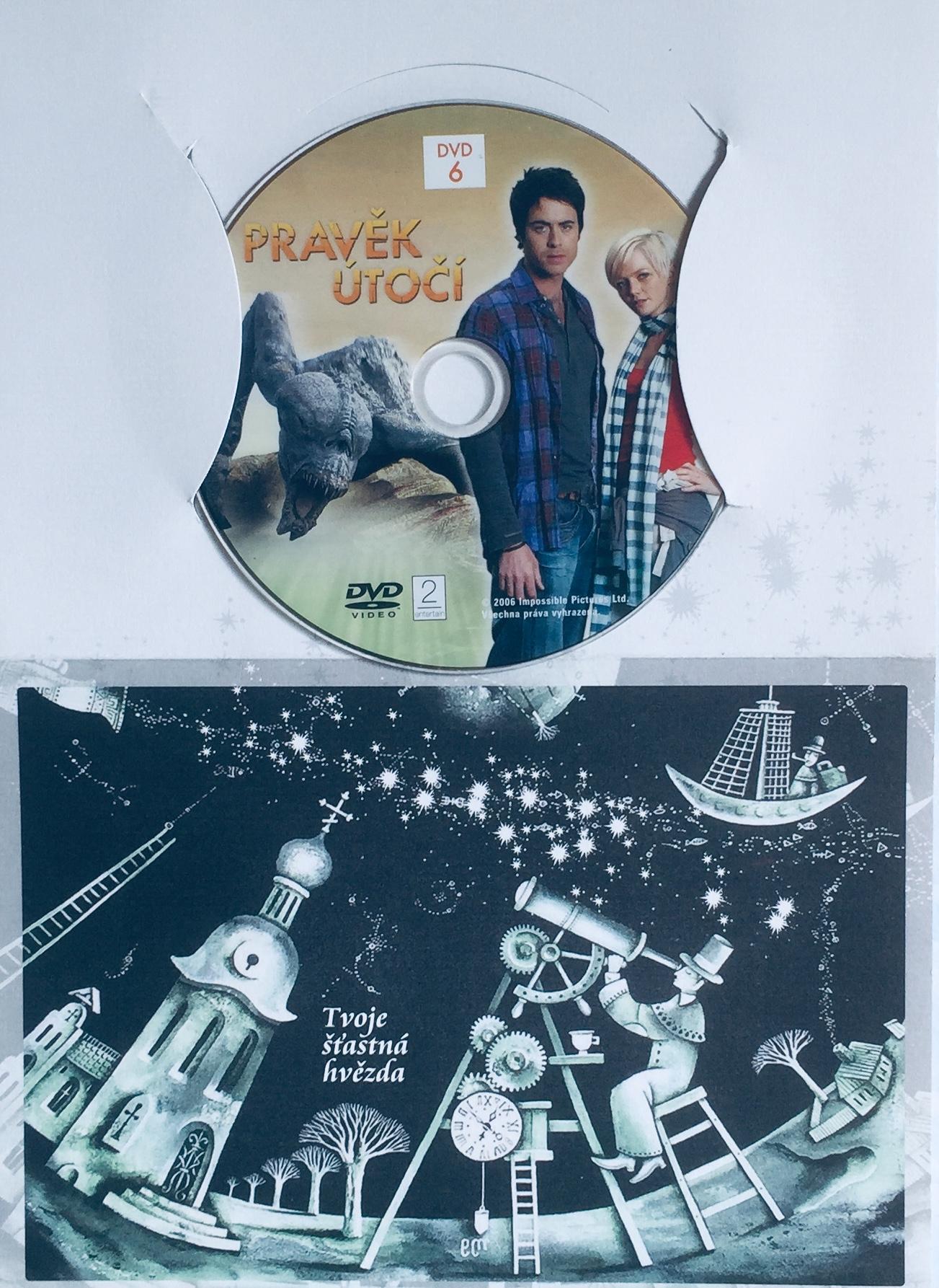 Pravěk útočí 6 - DVD /dárkový obal/