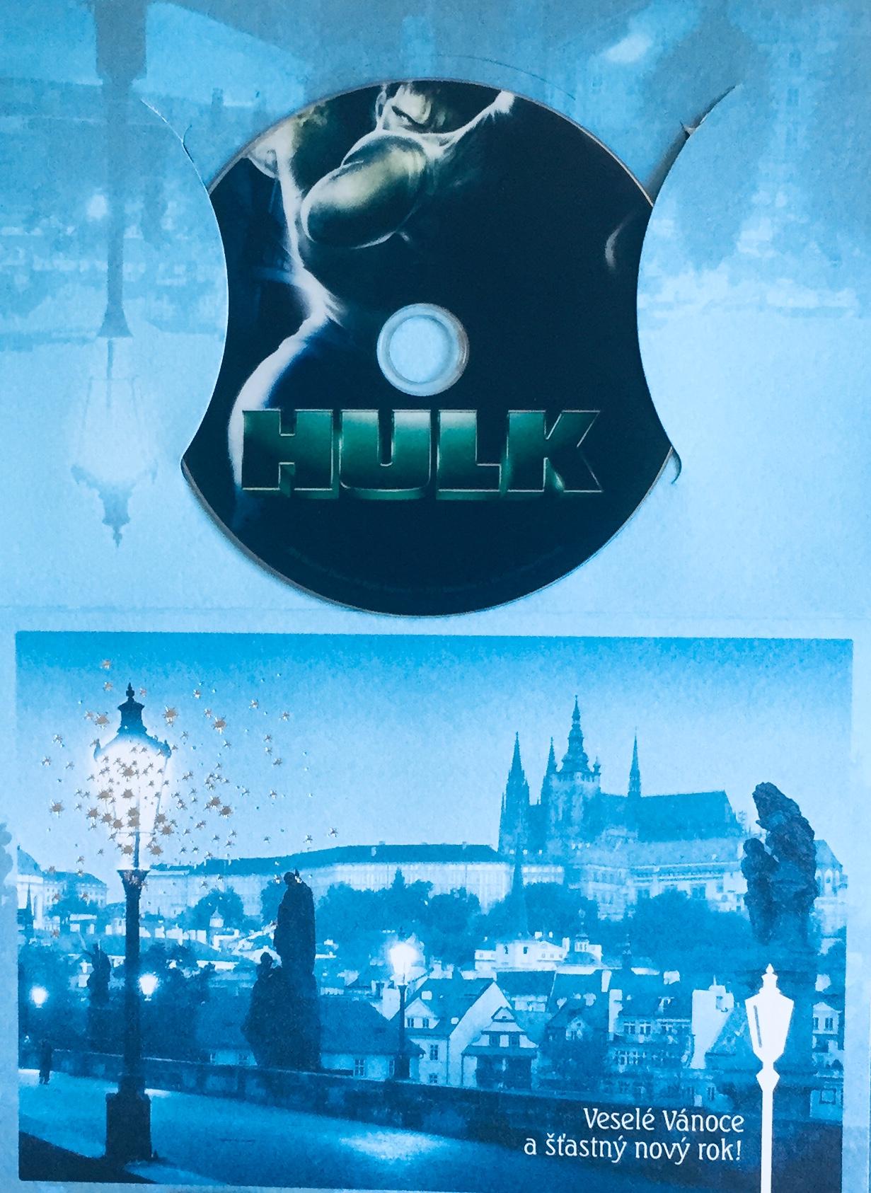 Hulk - DVD /dárkový obal/