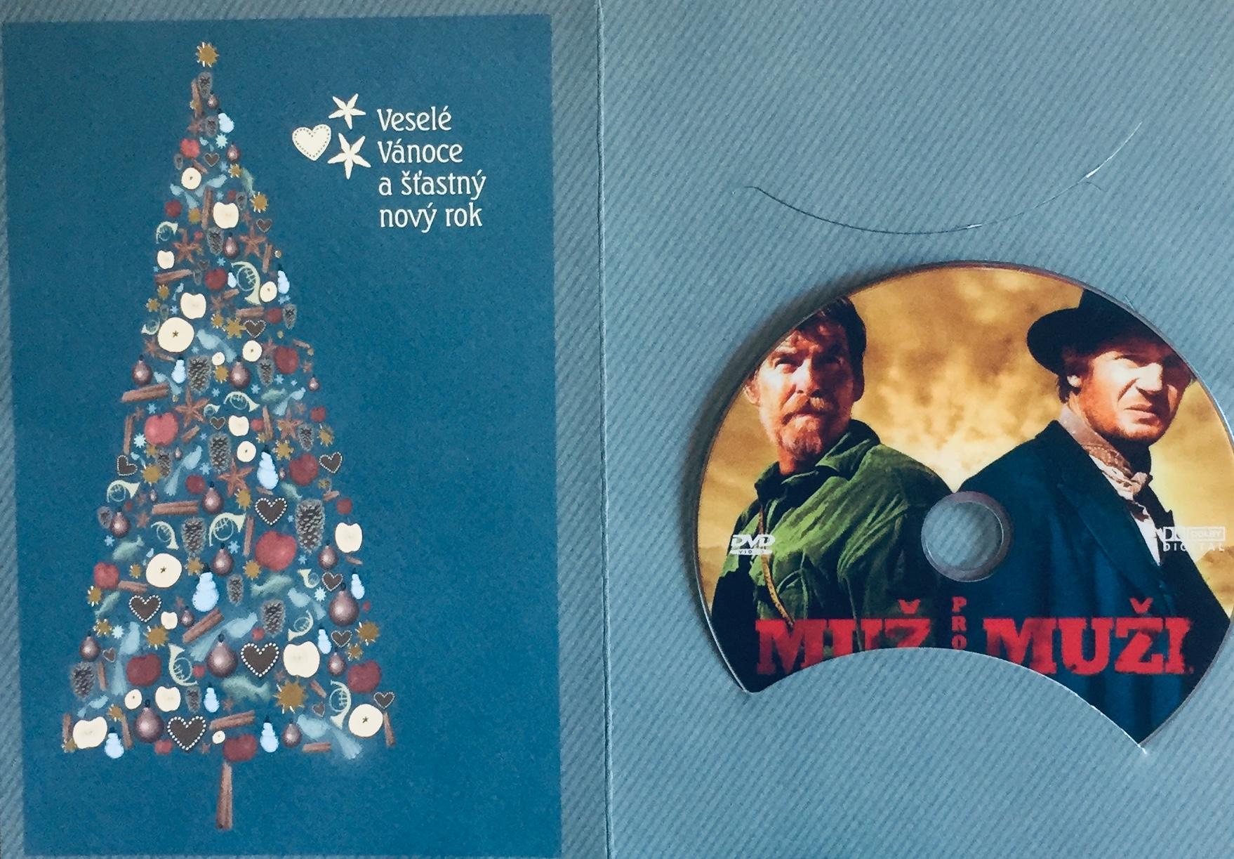 Muž proti muži - DVD /dárkový obal/