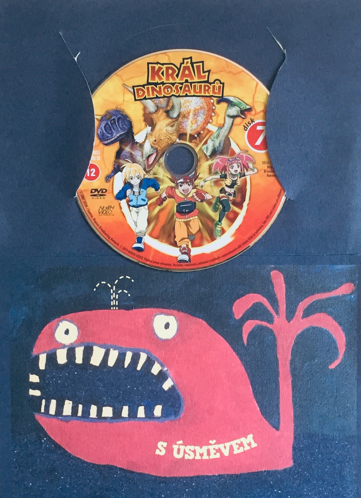 Král dinosaurů 7 - DVD /dárkový obal/