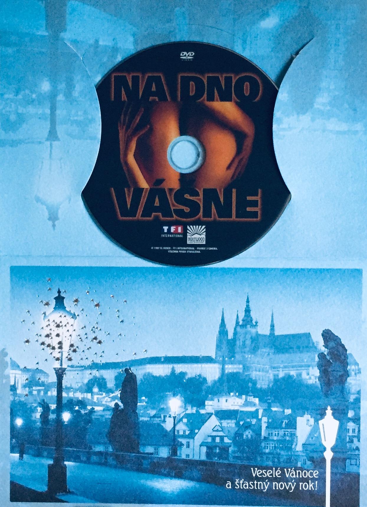 Na dno vášně - DVD /dárkový obal/