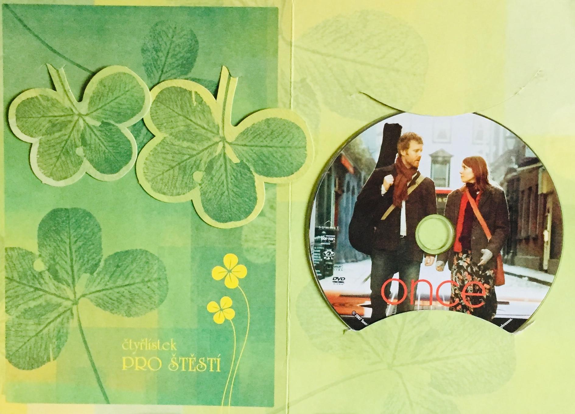 Once - DVD /dárkový obal/