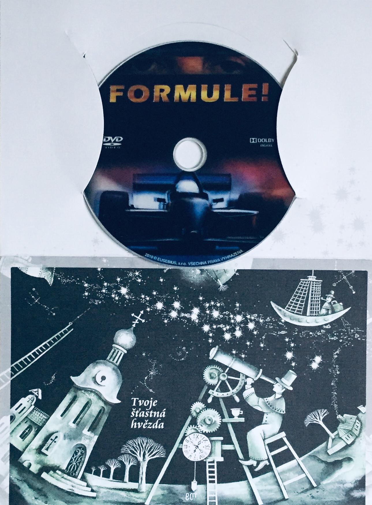 Formule! - DVD /dárkový obal/
