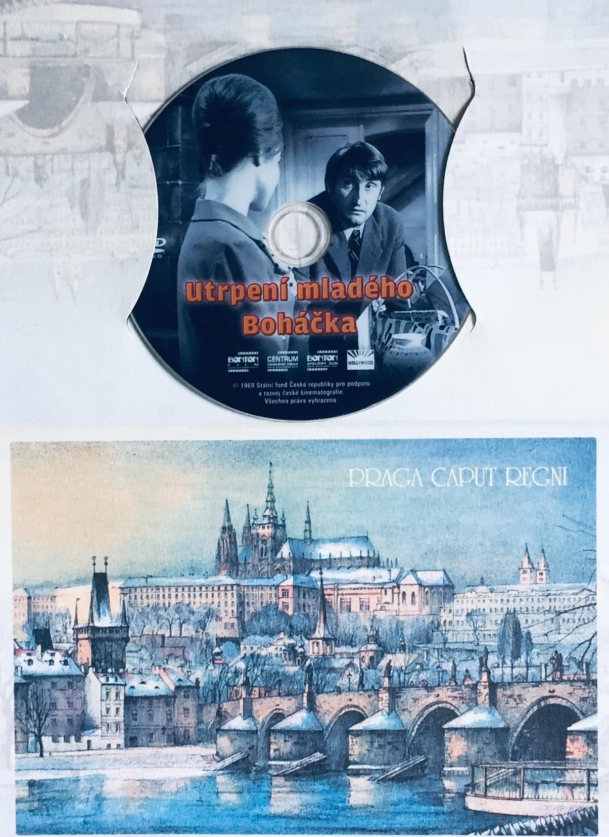 Utrpení mladého Boháčka - DVD /dárkový obal/