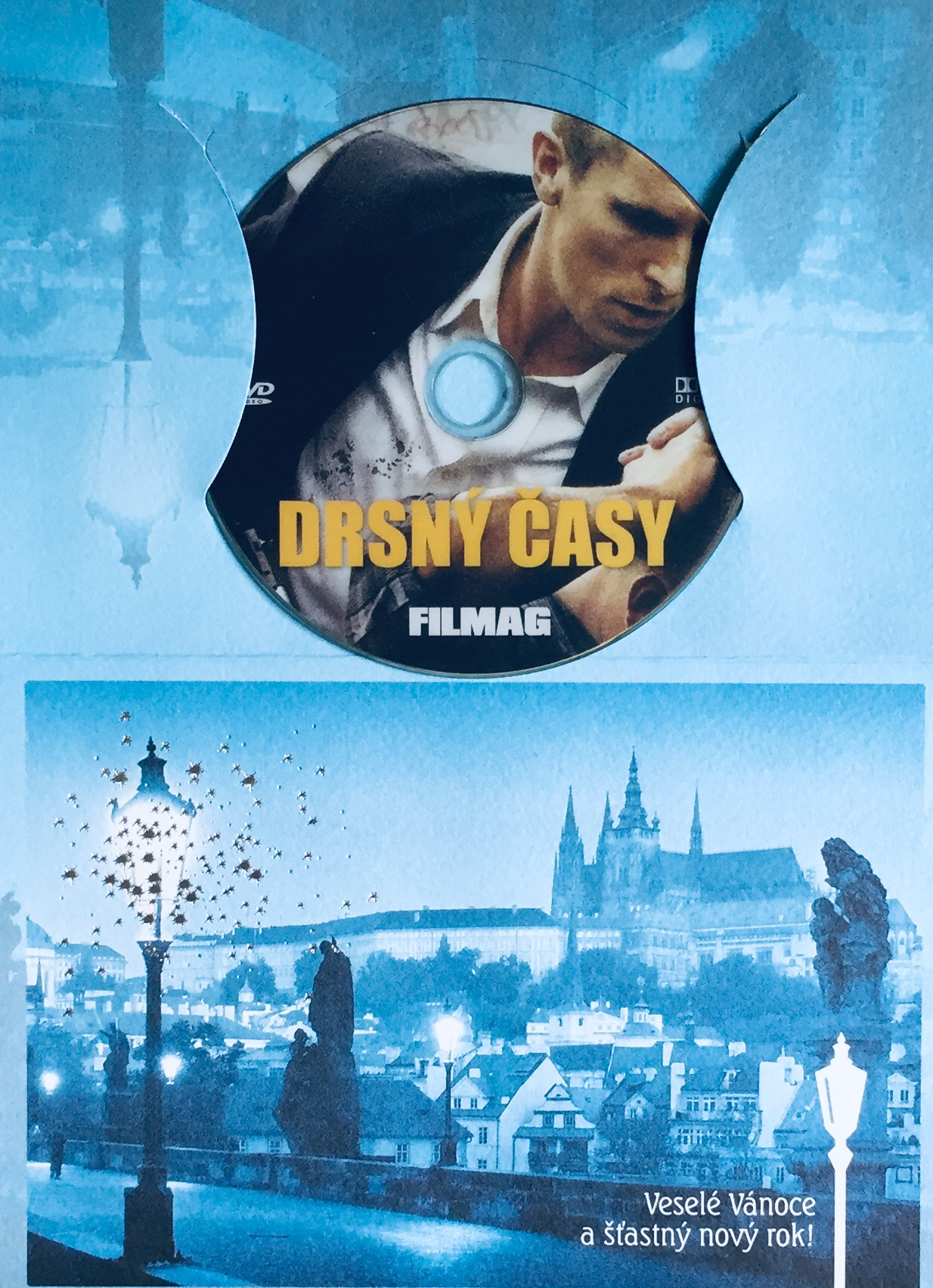 Drsný časy - DVD /dárkový obal/