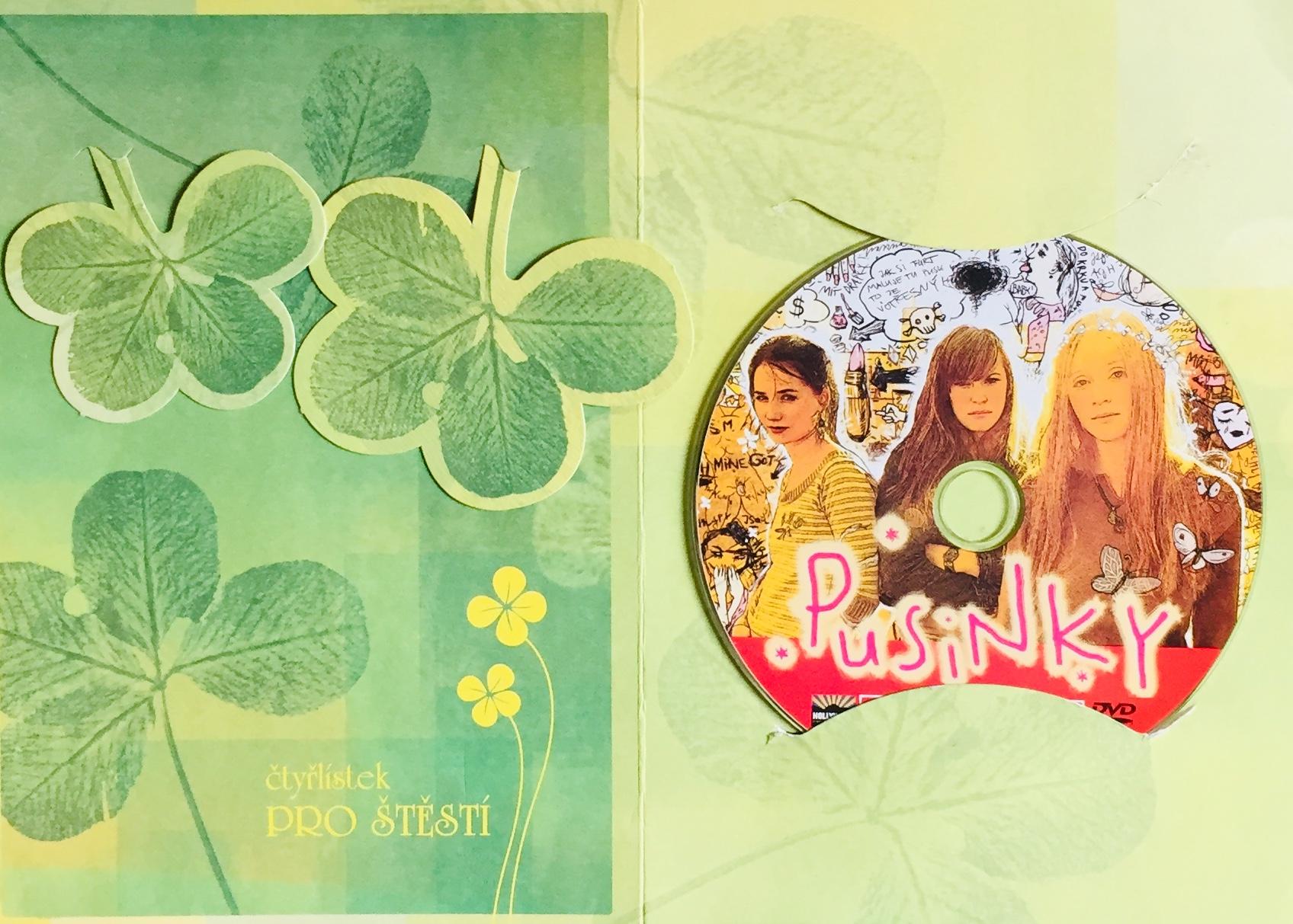 Pusinky - DVD /dárkový obal/