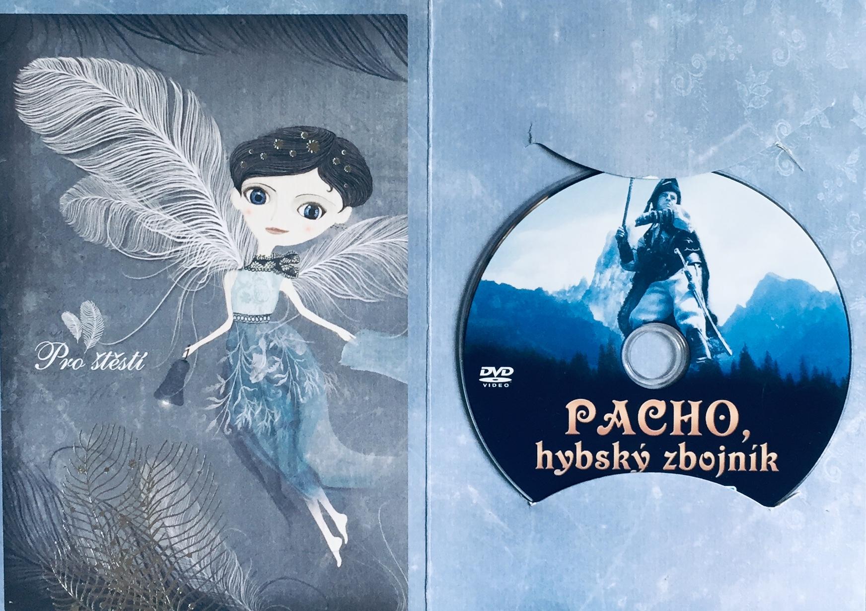 Pacho, hybský zbojník - DVD /dárkový obal/