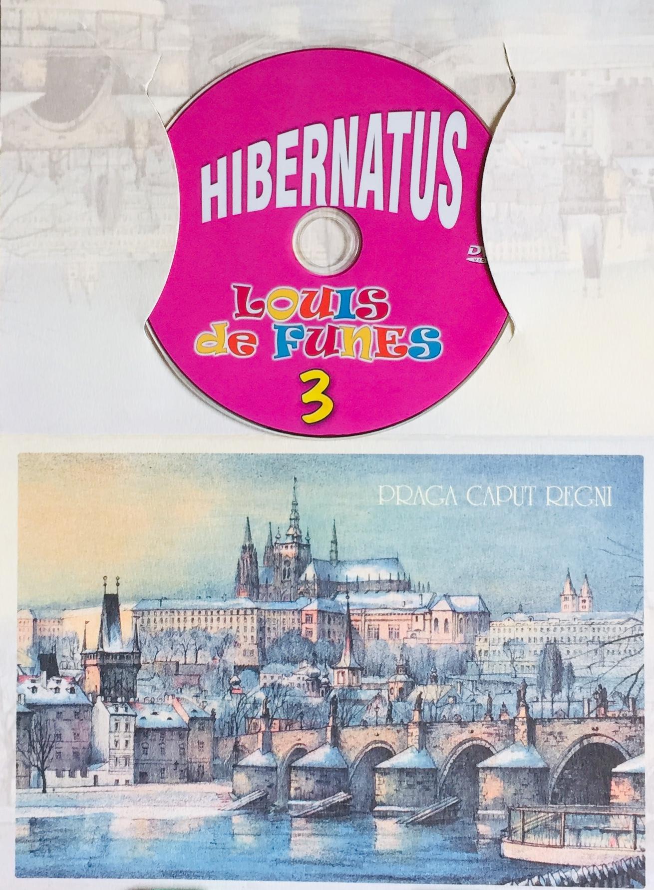 Hibernatus - DVD /dárkový obal/