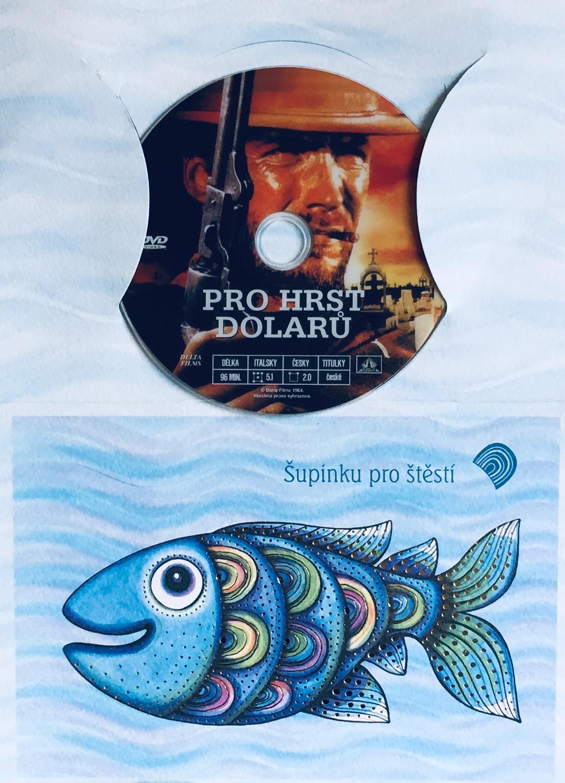 Pro hrst dolarů - DVD /dárkový obal/