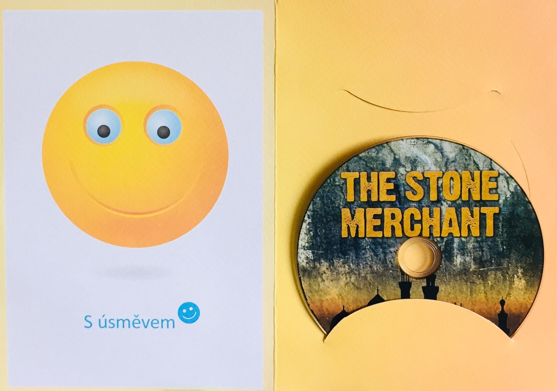The Stone Merchant / Obchodník se smrtí - DVD /dárkový obal/