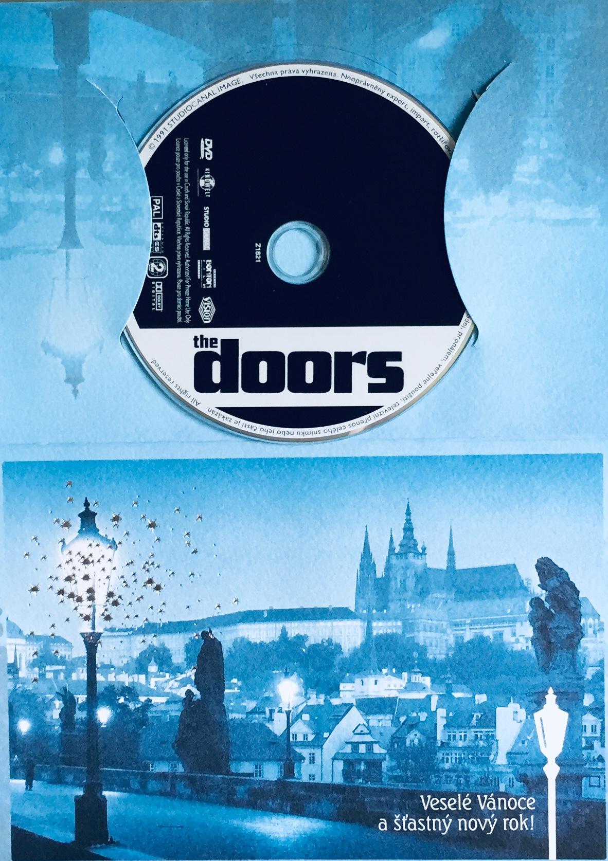 The Doors - DVD /dárkový obal/