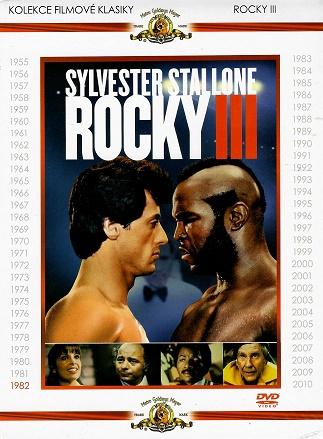 Rocky III ( digipack ) DVD