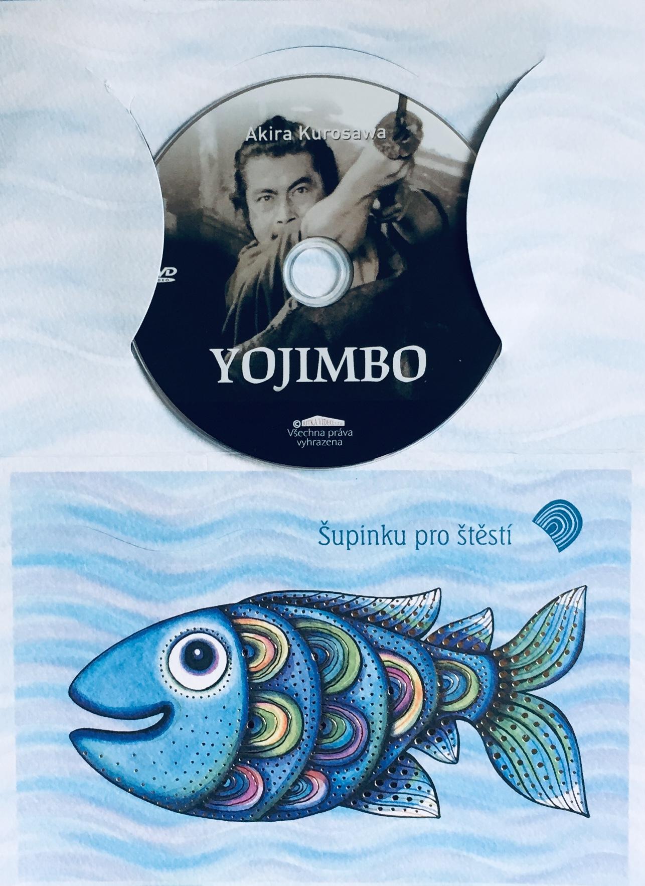 Yojimbo - DVD /dárkový obal/