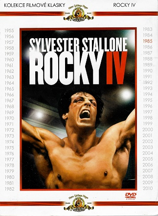 Rocky IV ( digipack ) DVD