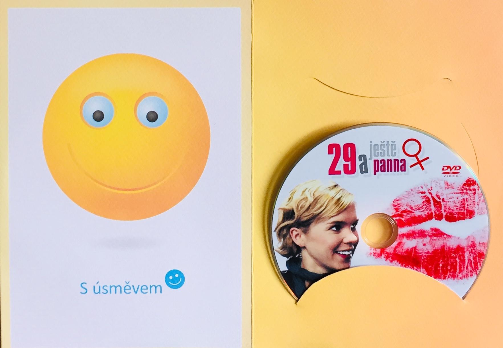 29 a ještě panna - DVD /dárkový obal/