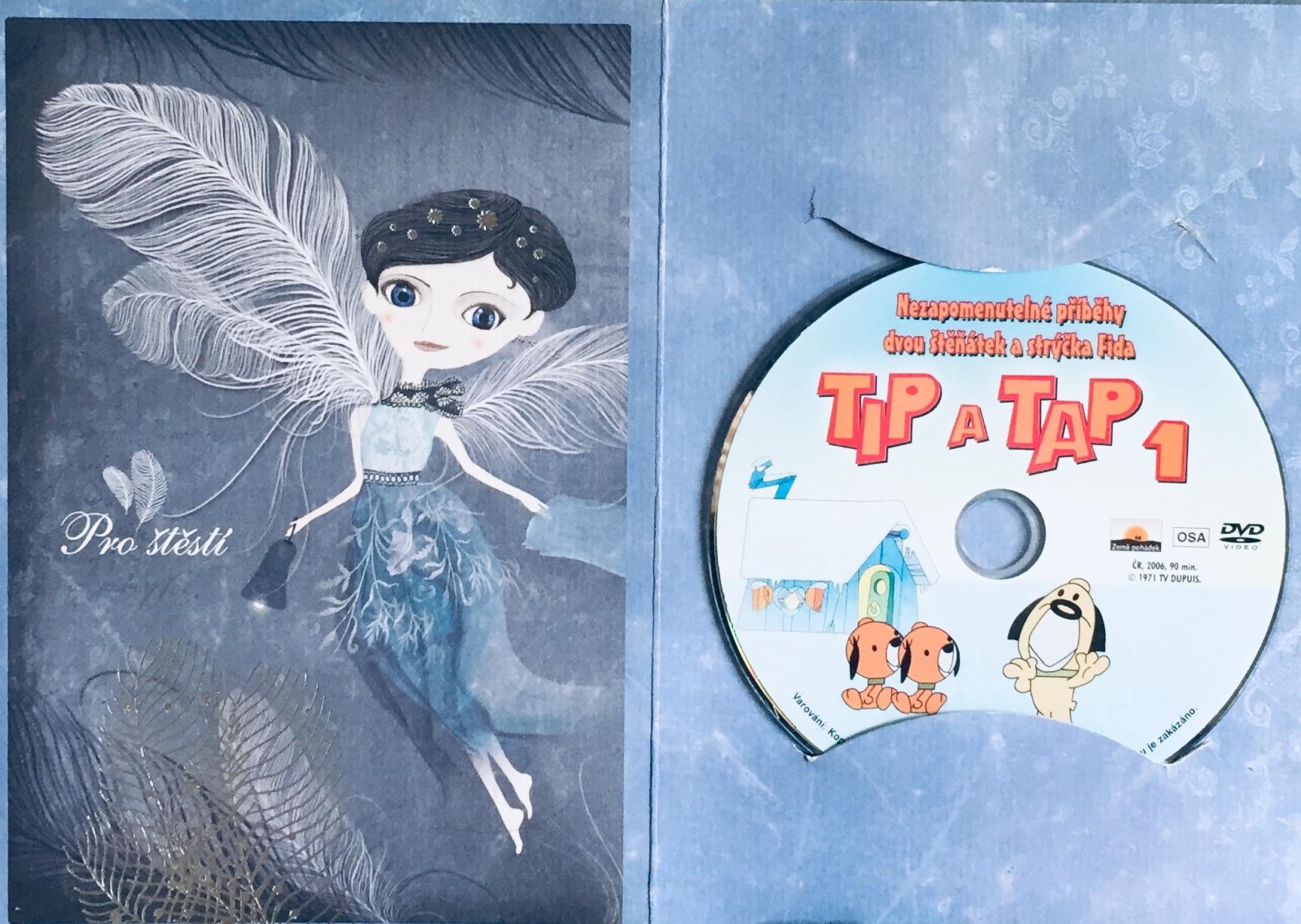 Tip a Tap 1 - DVD /dárkový obal/