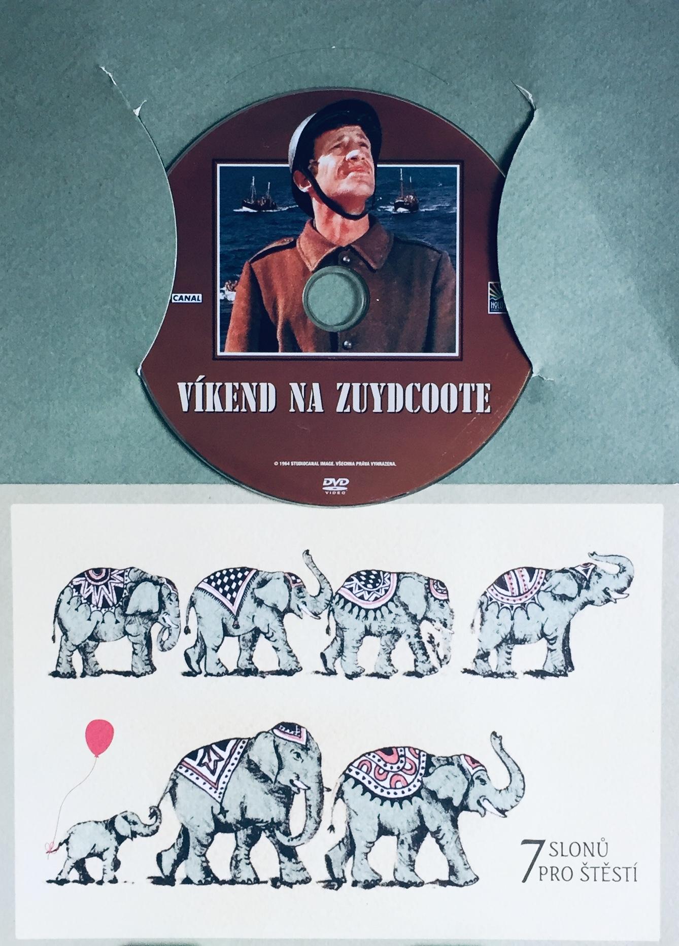 Víkend na Zuydcoote - DVD /dárkový obal/
