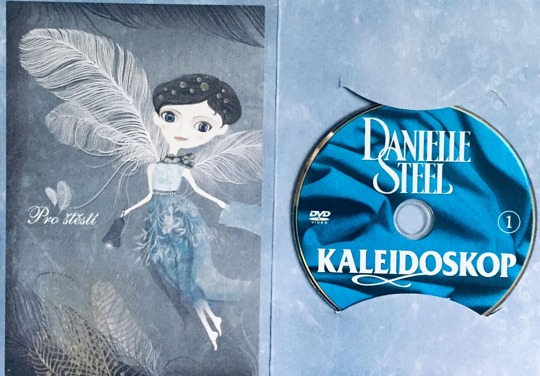 Danielle Steel - Kaleidoskop - DVD /dárkový obal/