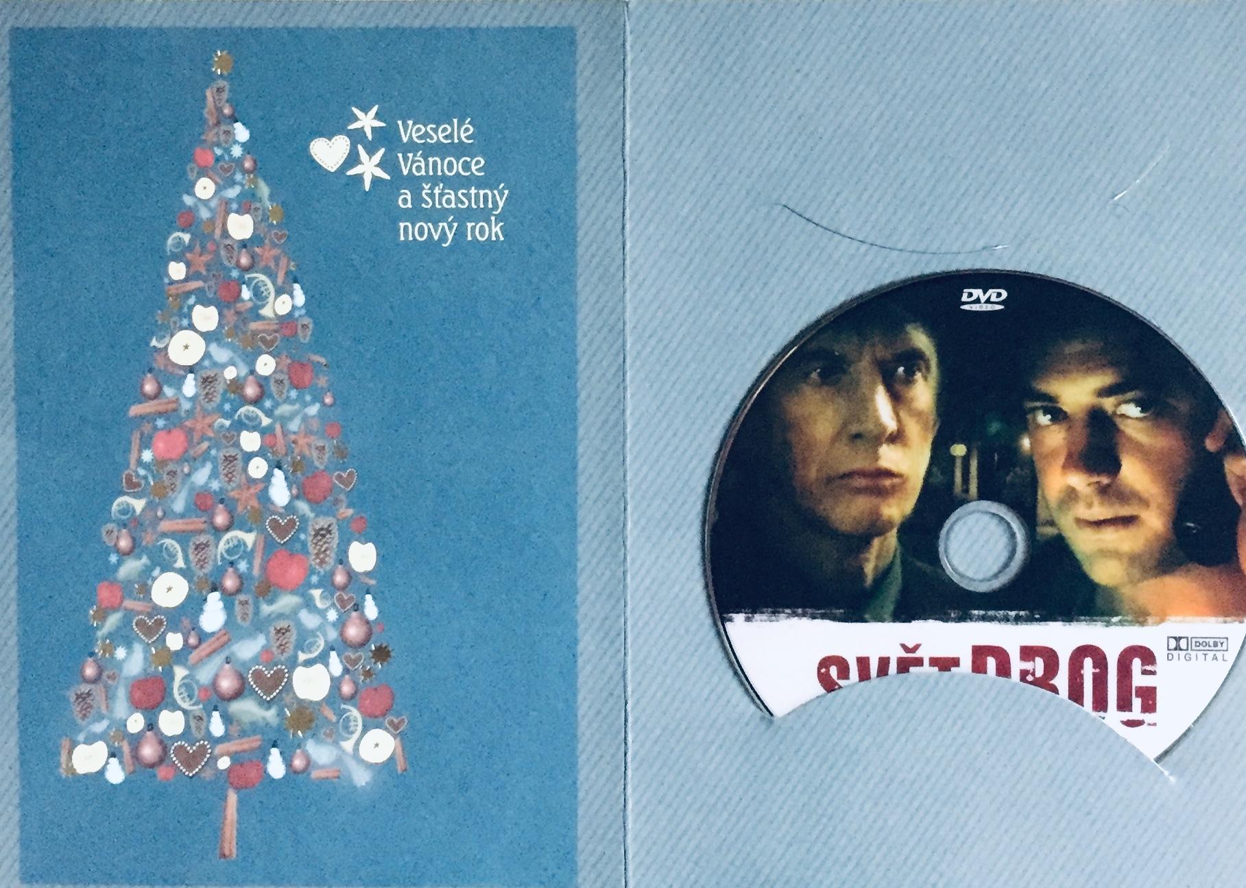 Svět drog - DVD /dárkový obal/