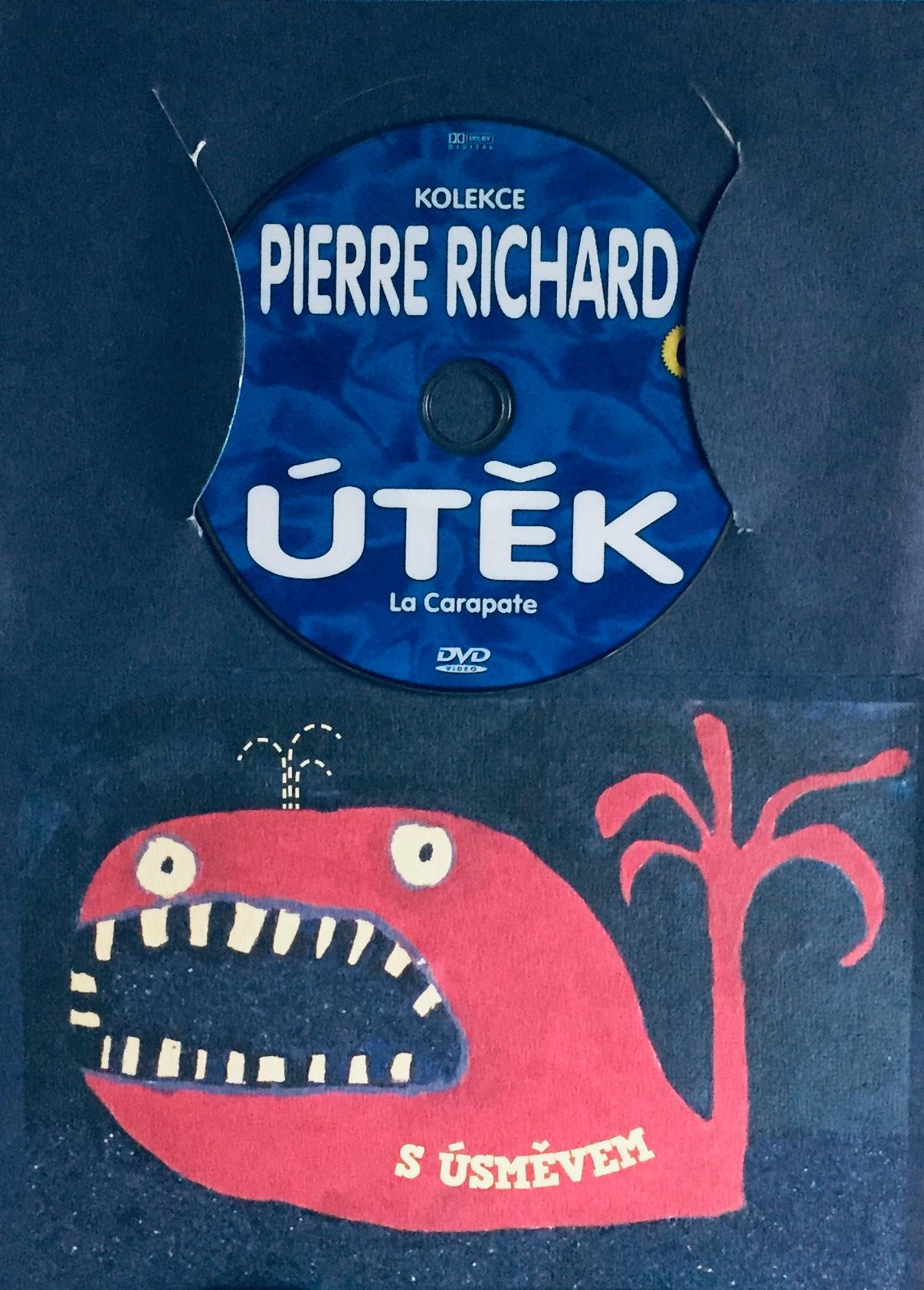 Útěk - DVD /dárkový obal/