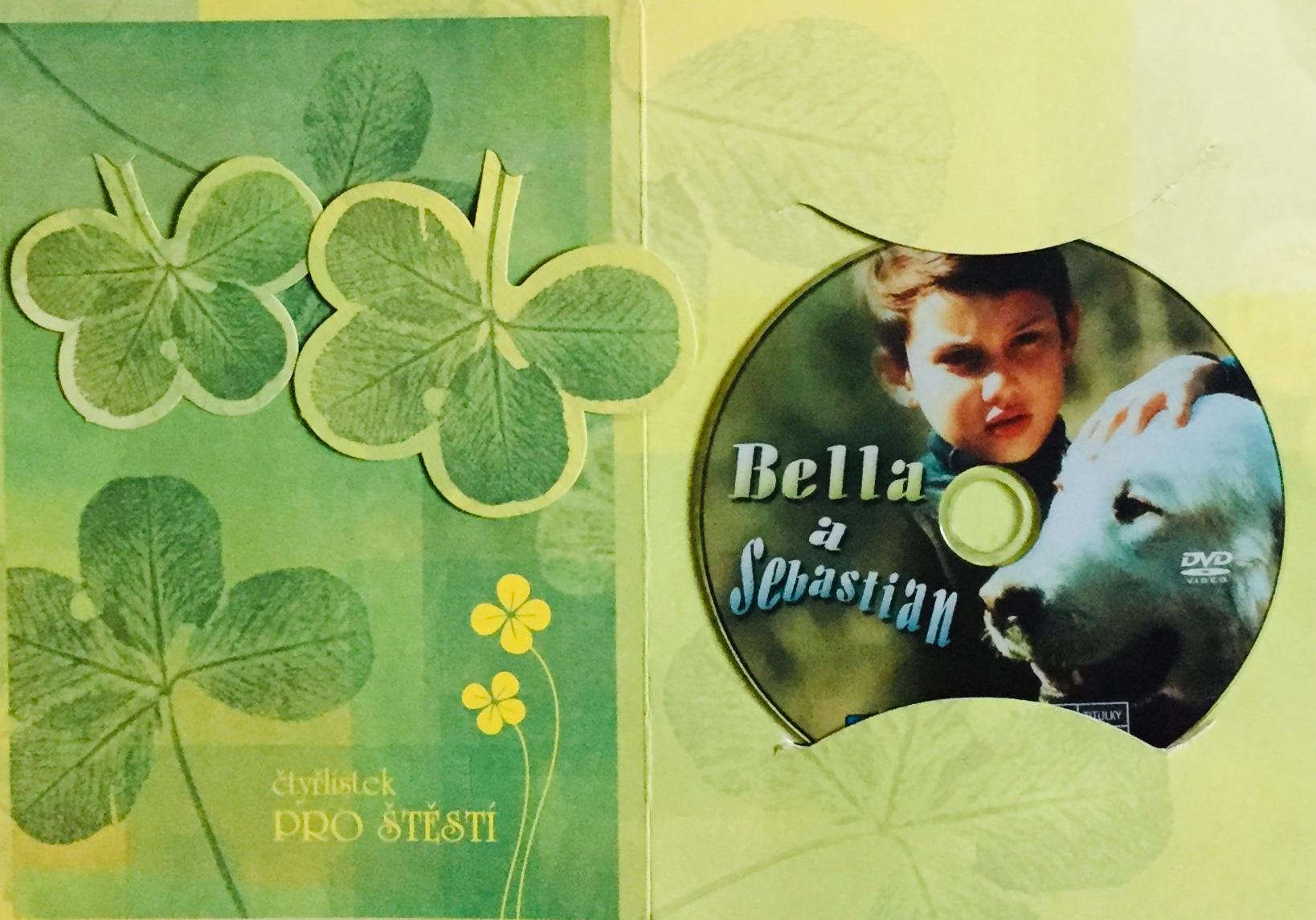 Bella a Sebastian - DVD /dárkový obal/