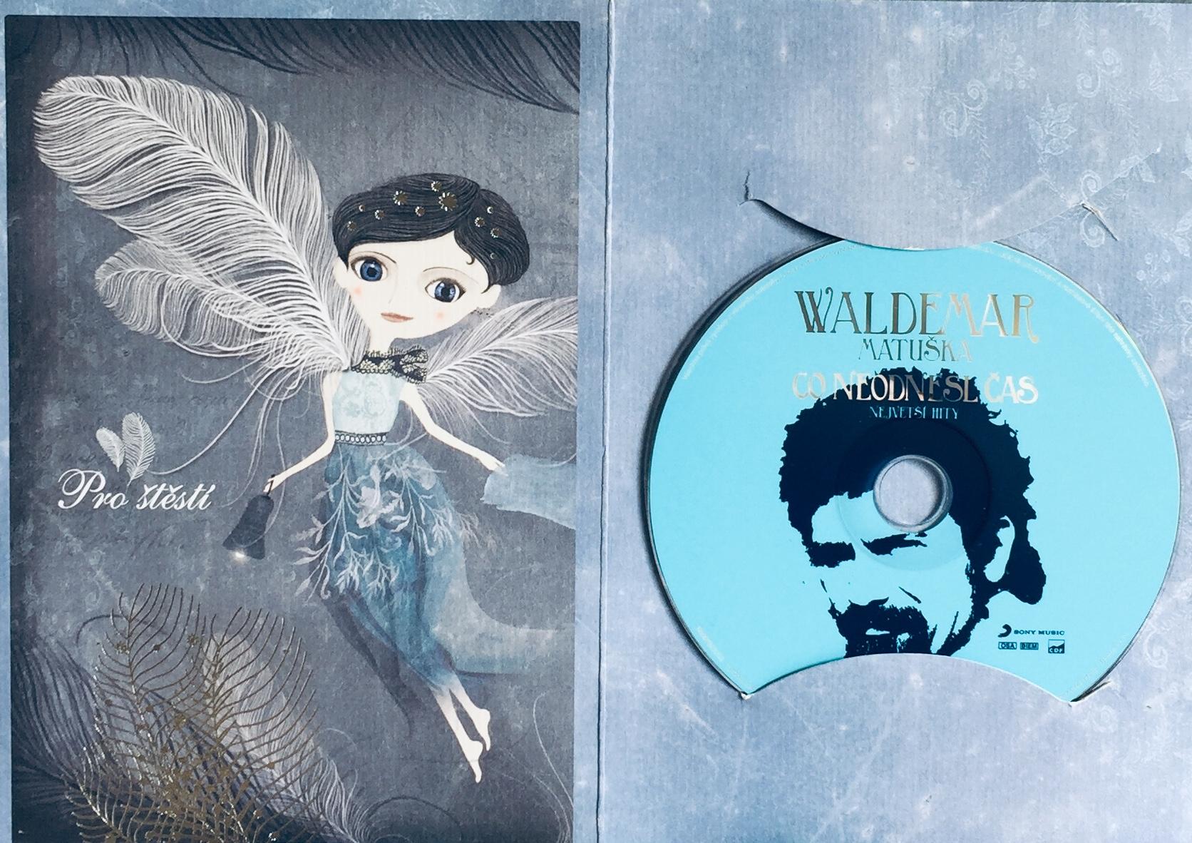 Waldemar Matuška - Co neodnesl čas - DVD /dárkový obal/