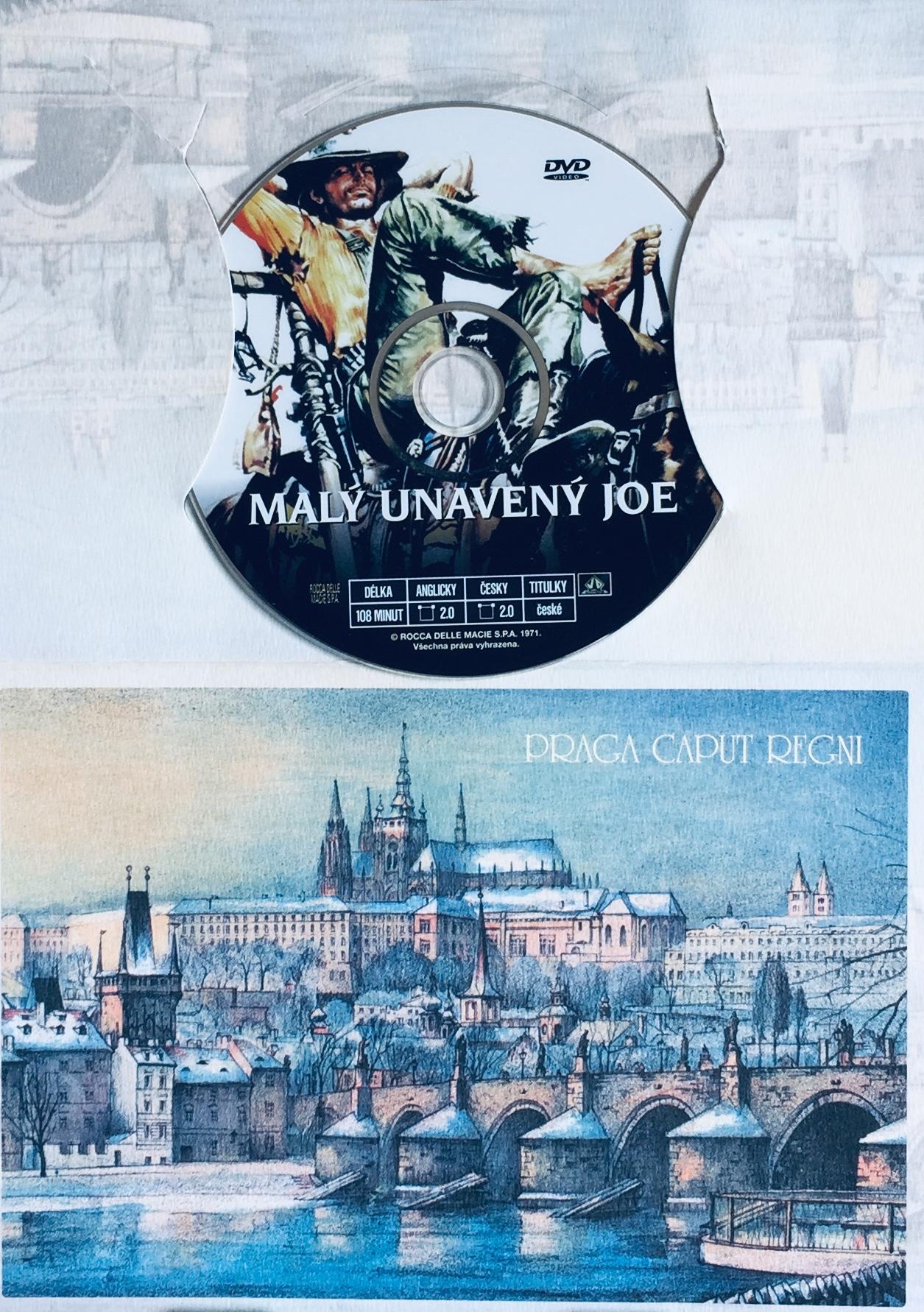 Malý unavený Joe - DVD /dárkový obal/