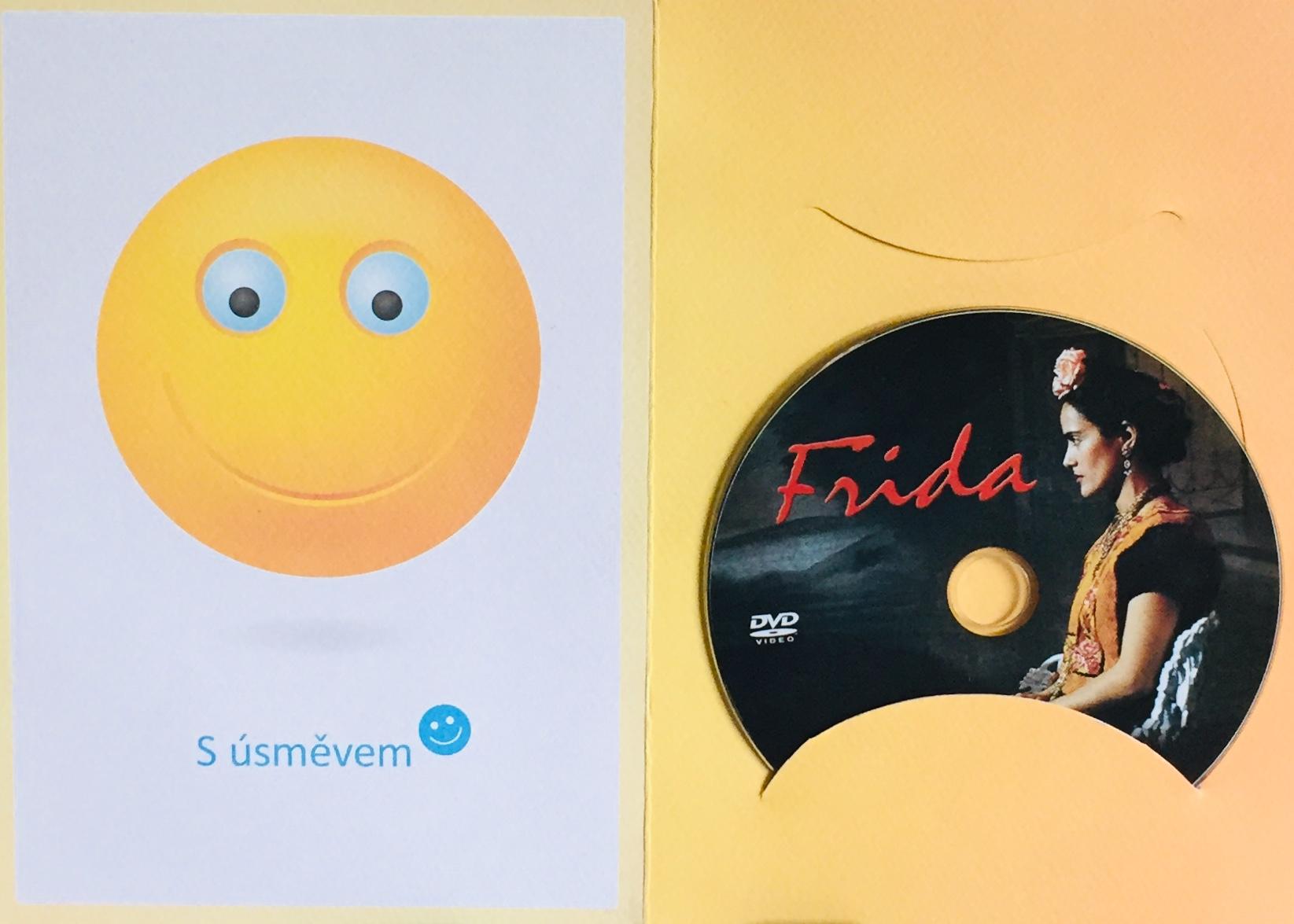 Frida - DVD /dárkový obal/