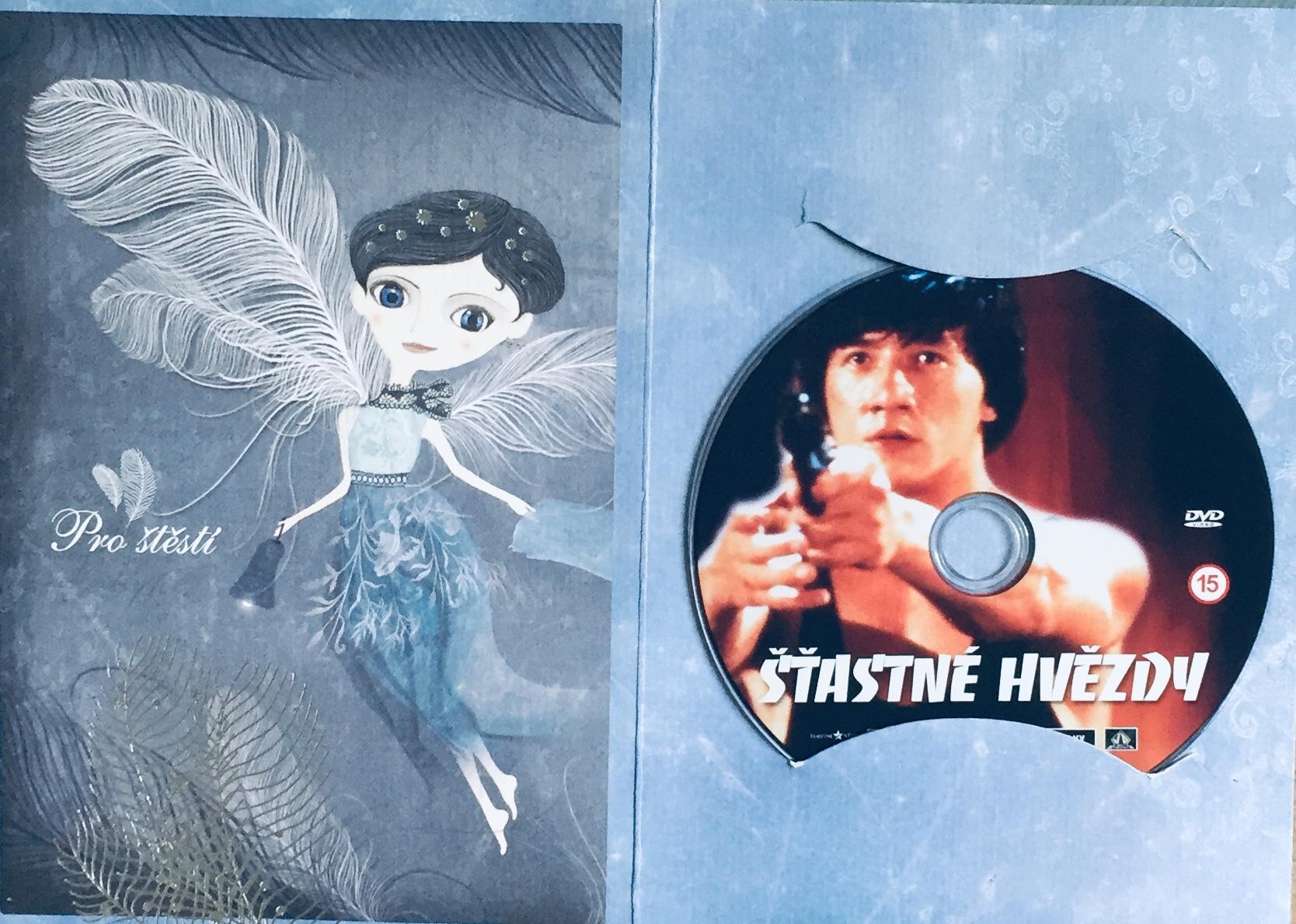 Šťastné hvězdy - DVD /dárkový obal/
