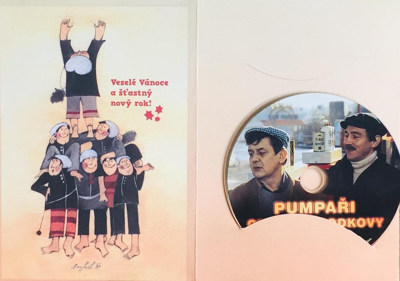 Pumpaři od zlaté podkovy - DVD /dárkový obal/